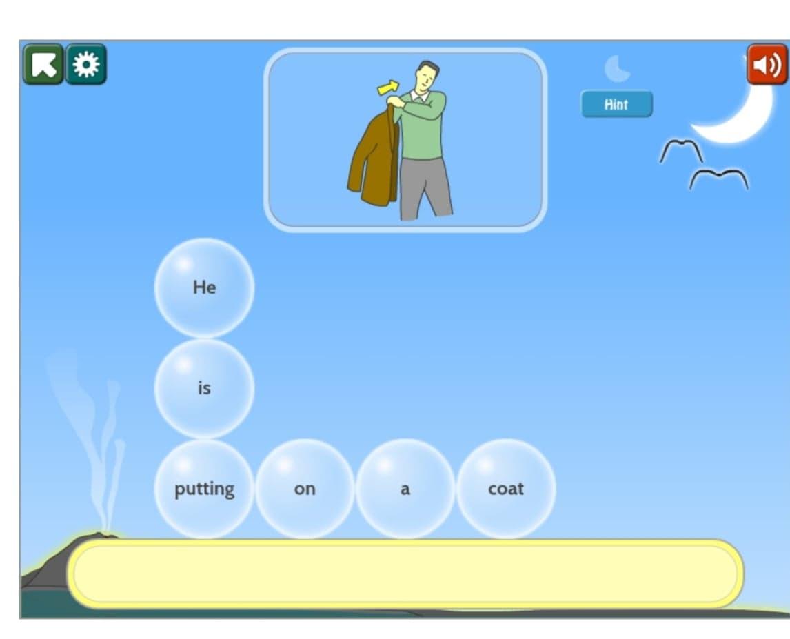 شرح اللعبة2 تحميل Grammar Bubbles للاندرويد 2020