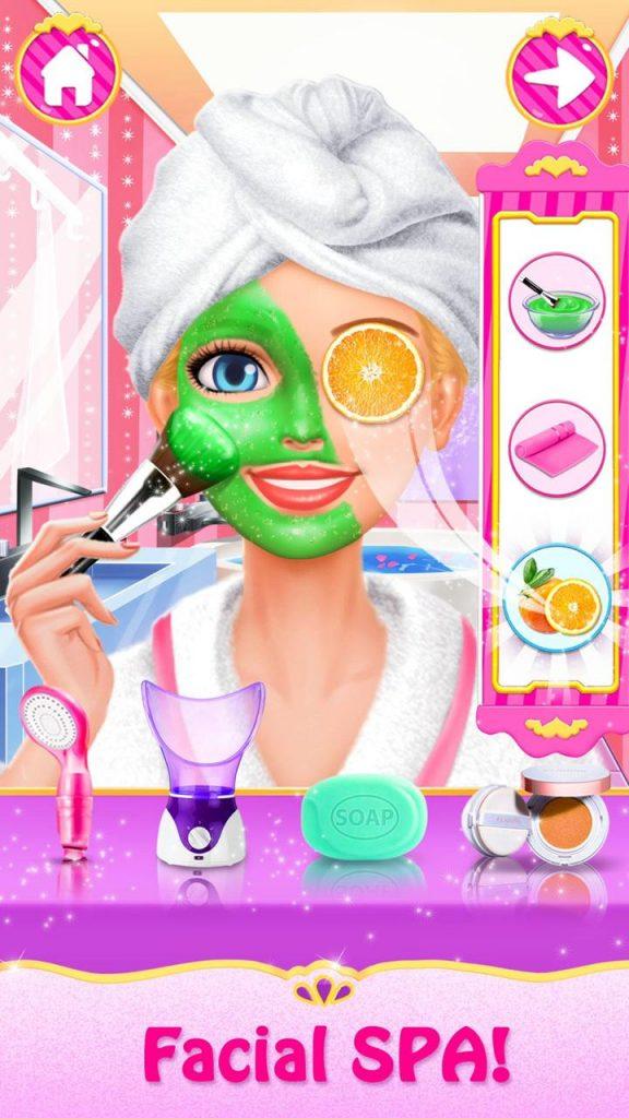 5D9A56D5 126C 4Ead 85D5 064E01288433 تحميل لعبة صالون مكياج و السبا Spa Day Makeup Artist2020 للاندرويد