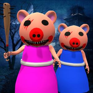 Scary Piggy Horror
