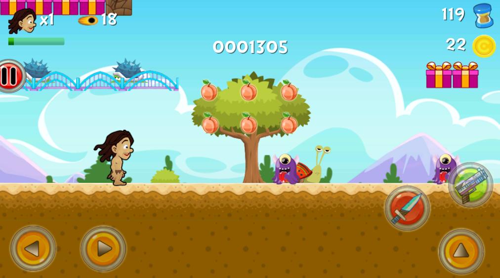 تحميل لعبة طرزان ملك الغابة لعبة مغامرات و إثارة للاندرويد