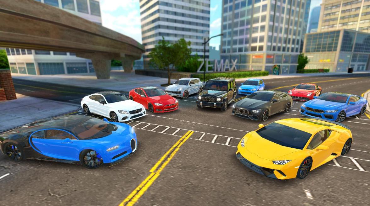 تحميل Racing In Car 2021 للاندرويد