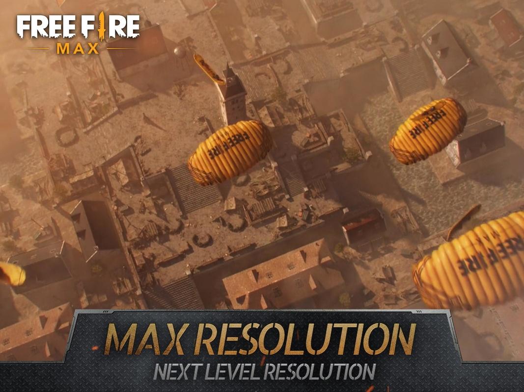 تحميل فري فاير Max للاندرويد Gamer5V5
