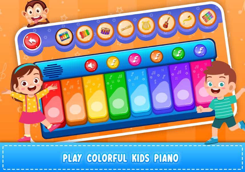 تحميل لعبة Kids Piano للاندرويد