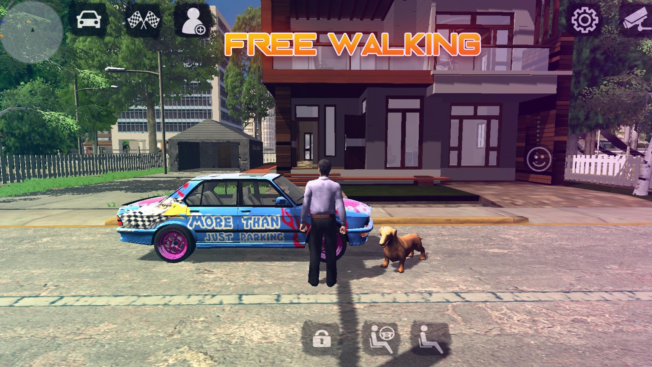 تحميل لعبة Car Parking اخر اصدار للاندرويد